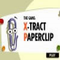 X-Tract Paperclip - Jogo de Arcada