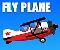 Fly Plane - Jogo de Aventura