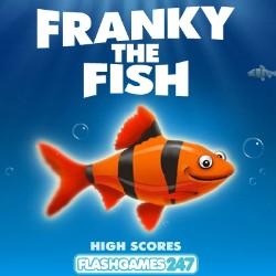 Franky The Fish - Jogo de Ação