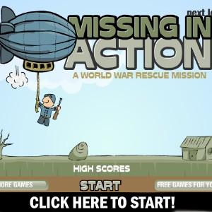 Missing In Action - Jogo de Ação