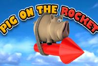 Pig On The Rocket - Jogo de Ação