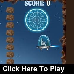 Spaceman - Jogo de Ação