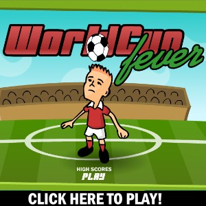 World Cup Fever - Jogo de Esporte